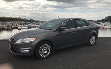 Ford Ford Mondeo 2013