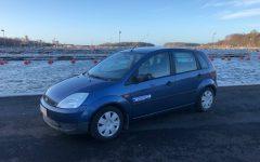 Ford Fiesta 2005 (HOF)
